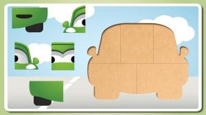 iPhone、iPadアプリ「こどもパズル – 教育用の楽しい子供向けゲーム 無料。」のスクリーンショット 2枚目