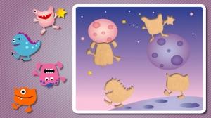 iPhone、iPadアプリ「こどもパズル – 教育用の楽しい子供向けゲーム 無料。」のスクリーンショット 3枚目