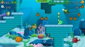 iPhone、iPadアプリ「Lep's World 3 Plus - スーパー最高のプラットフォーマーゲーム」のスクリーンショット 4枚目