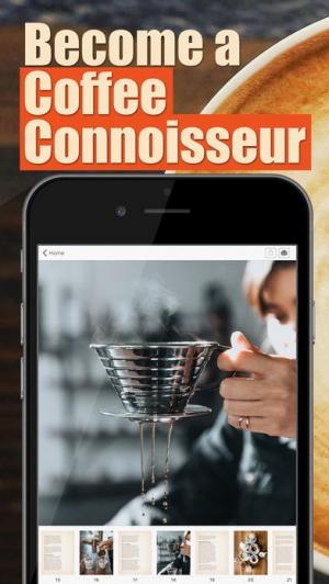 iPhone、iPadアプリ「コーヒー恋人誌」のスクリーンショット 2枚目
