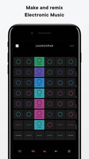 iPhone、iPadアプリ「Launchpad」のスクリーンショット 1枚目