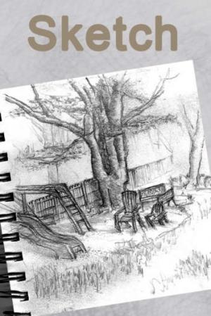 iPhone、iPadアプリ「AA Sketch」のスクリーンショット 1枚目