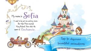 iPhone、iPadアプリ「Sofia the First: Story Theater」のスクリーンショット 4枚目