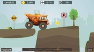 iPhone、iPadアプリ「Big Truck -Mine Express Racing」のスクリーンショット 5枚目