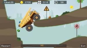 iPhone、iPadアプリ「Big Truck -Mine Express Racing」のスクリーンショット 4枚目