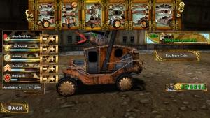 iPhone、iPadアプリ「Steampunk Racing 3D」のスクリーンショット 3枚目