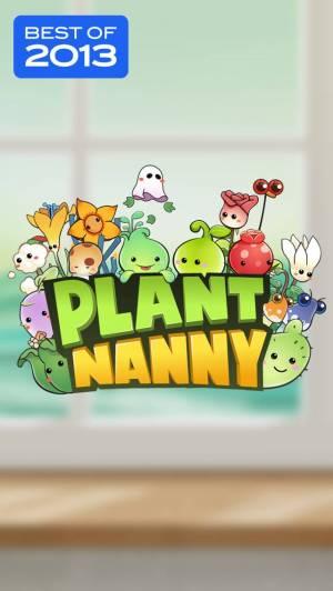 iPhone、iPadアプリ「Plant Nanny 植物ナニー」のスクリーンショット 1枚目