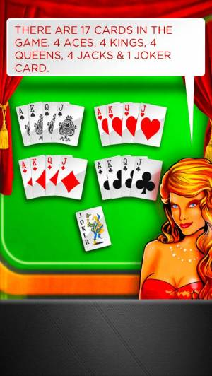 iPhone、iPadアプリ「AAA Poker (カジノ ポーカー 無料ゲーム) – Play The Best Deluxe Casino Card Game Live With Friends (VIP Joker Poker Series & More!) for iPhone」のスクリーンショット 2枚目