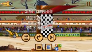 iPhone、iPadアプリ「Adrenaline Dune Buggy Racer : Nitro Injected Desert Racing」のスクリーンショット 4枚目