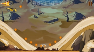 iPhone、iPadアプリ「Adrenaline Dune Buggy Racer : Nitro Injected Desert Racing」のスクリーンショット 3枚目