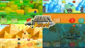 iPhone、iPadアプリ「重い剣 (HEAVY sword)」のスクリーンショット 2枚目
