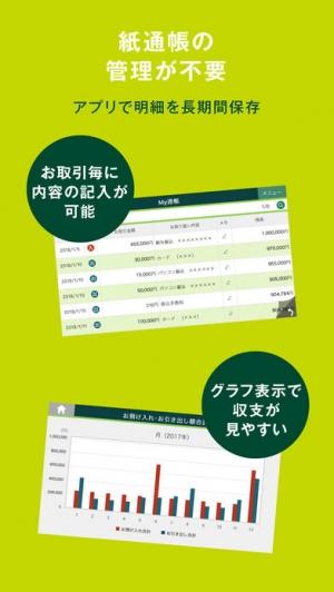 iPhone、iPadアプリ「三井住友銀行アプリ」のスクリーンショット 5枚目