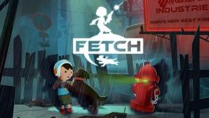 iPhone、iPadアプリ「フェッチ™ - 犬と少年、そしてエイリアンやロボット、海賊が登場するアニメーションアドベンチャー!」のスクリーンショット 1枚目