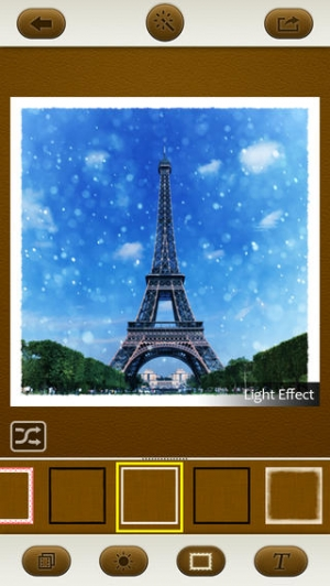 iPhone、iPadアプリ「InstaPhotoFX - Photo Effects & Picture Caption for Instagram」のスクリーンショット 2枚目