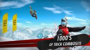 iPhone、iPadアプリ「SuperPro Snowboarding」のスクリーンショット 2枚目