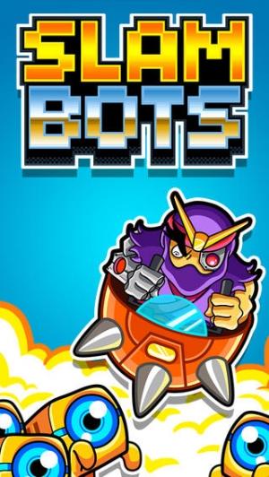 iPhone、iPadアプリ「SlamBots」のスクリーンショット 4枚目