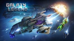 iPhone、iPadアプリ「銀河の伝説-宇宙制覇系のSFゲーム」のスクリーンショット 1枚目