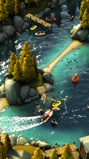 iPhone、iPadアプリ「Smash Bandits Racing」のスクリーンショット 3枚目