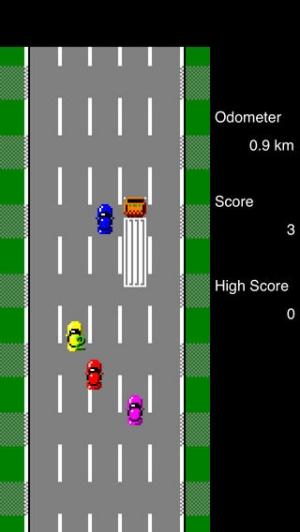 iPhone、iPadアプリ「ROAD FIGHTING」のスクリーンショット 1枚目