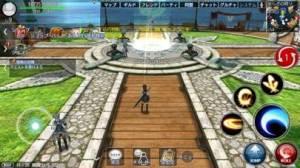 iPhone、iPadアプリ「RPG アヴァベル オンライン -絆の塔-」のスクリーンショット 1枚目