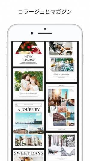 iPhone、iPadアプリ「MOLDIV 写真加工」のスクリーンショット 5枚目