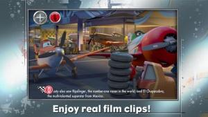 iPhone、iPadアプリ「Planes: Storybook Deluxe」のスクリーンショット 4枚目
