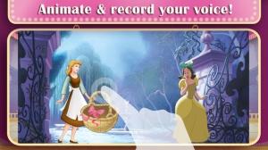 iPhone、iPadアプリ「Disney Princess: Story Theater」のスクリーンショット 2枚目