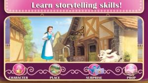 iPhone、iPadアプリ「Disney Princess: Story Theater」のスクリーンショット 4枚目