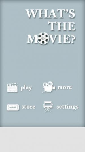 iPhone、iPadアプリ「Whats The Movie?」のスクリーンショット 4枚目