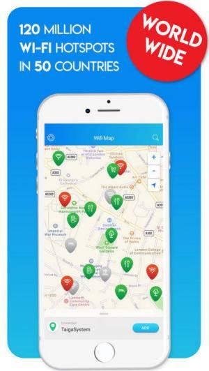 iPhone、iPadアプリ「osmino Wi-Fi」のスクリーンショット 1枚目
