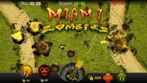 iPhone、iPadアプリ「Miami Zombies」のスクリーンショット 4枚目