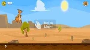 iPhone、iPadアプリ「Cactus Jump - 無料のiPhone / iPadアプリ版」のスクリーンショット 3枚目
