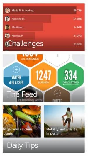 iPhone、iPadアプリ「Argus 自動歩数計」のスクリーンショット 3枚目