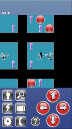 iPhone、iPadアプリ「棒人間RPG II」のスクリーンショット 3枚目