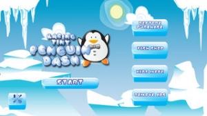 iPhone、iPadアプリ「Racing Tiny Penguin Dash」のスクリーンショット 3枚目