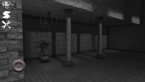 iPhone、iPadアプリ「Eyes - the horror game LITE」のスクリーンショット 2枚目