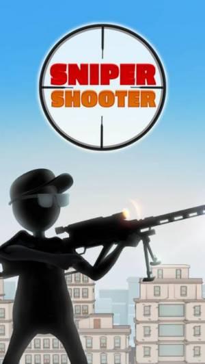 iPhone、iPadアプリ「Sniper Shooter: ガン シューティング ゲーム」のスクリーンショット 2枚目