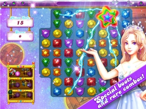iPhone、iPadアプリ「Ace Star Shift HD」のスクリーンショット 4枚目