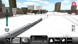 iPhone、iPadアプリ「Train Sim」のスクリーンショット 4枚目