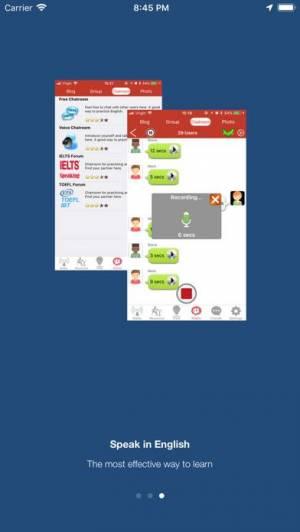 iPhone、iPadアプリ「英語コーナー」のスクリーンショット 3枚目