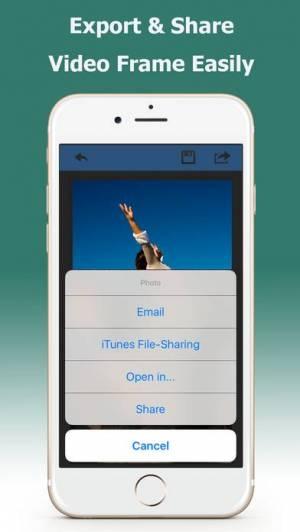 iPhone、iPadアプリ「ビデオから写真に」のスクリーンショット 3枚目