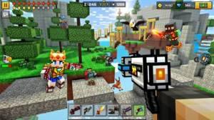 iPhone、iPadアプリ「Pixel Gun 3D: FPS PvP シューティング」のスクリーンショット 2枚目