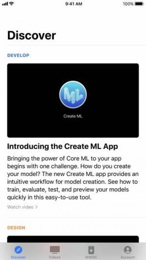 iPhone、iPadアプリ「Apple Developer」のスクリーンショット 1枚目