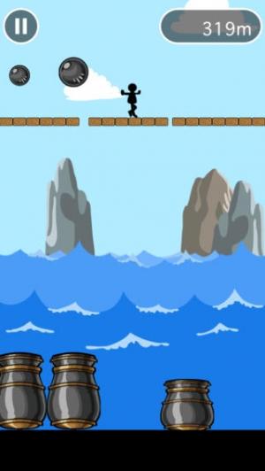 iPhone、iPadアプリ「イライラ海峡」のスクリーンショット 3枚目