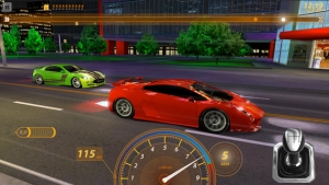 iPhone、iPadアプリ「Car Race by Fun Games For Free」のスクリーンショット 3枚目