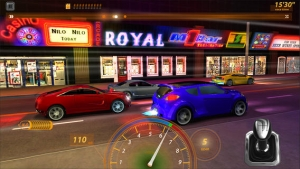 iPhone、iPadアプリ「Car Race by Fun Games For Free」のスクリーンショット 1枚目