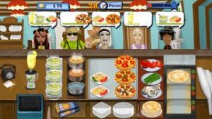 iPhone、iPadアプリ「Happy Chef 2」のスクリーンショット 4枚目