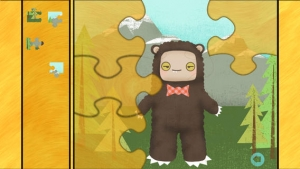iPhone、iPadアプリ「子供向けの怪物ゲーム:ジグゾーパズル」のスクリーンショット 2枚目