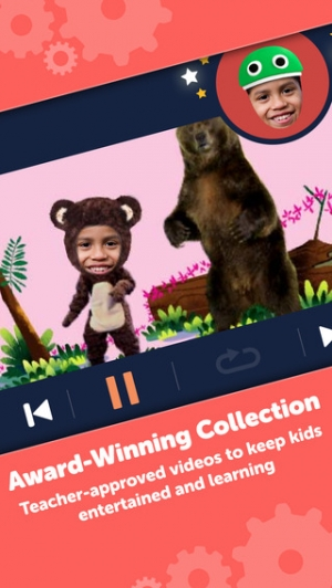 iPhone、iPadアプリ「Starring You Videos by StoryBots – Personalized For Kids」のスクリーンショット 2枚目