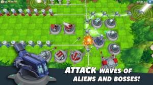 iPhone、iPadアプリ「Tower Madness 2 (RTS)」のスクリーンショット 2枚目